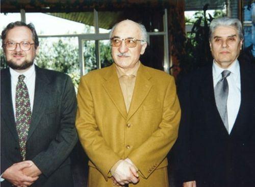 Gülen'in hiç yayınlanmamış fotoğrafları 9