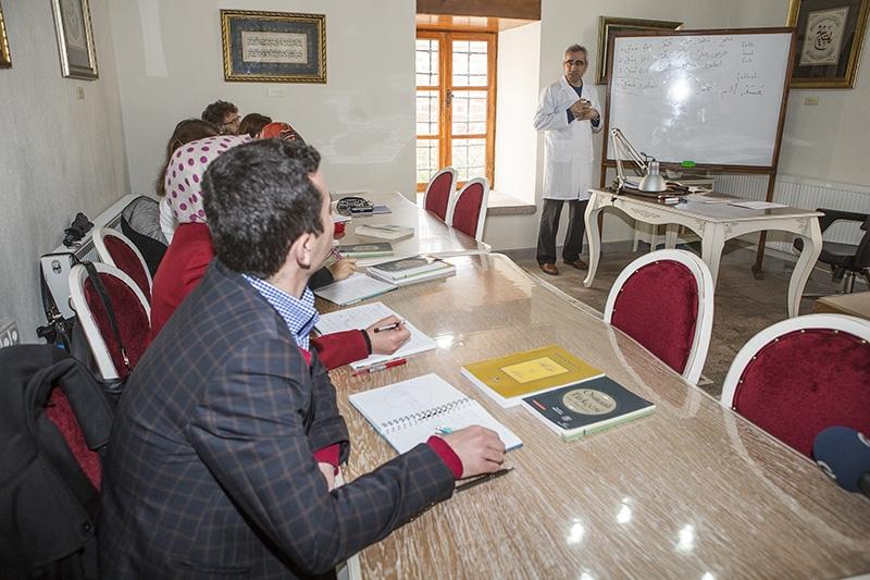 """Selçuklu Medresesi'nde """"Osmanlıca"""" öğreniyorlar 19"""