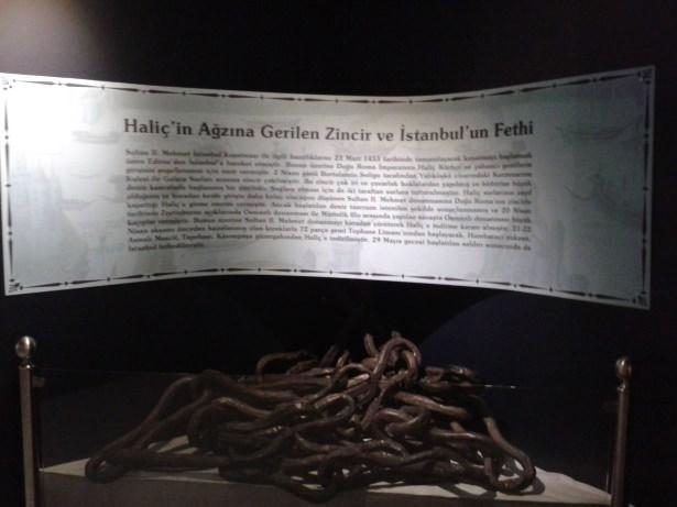 Fatih'i tarihe geçiren olayın kahramanı 8