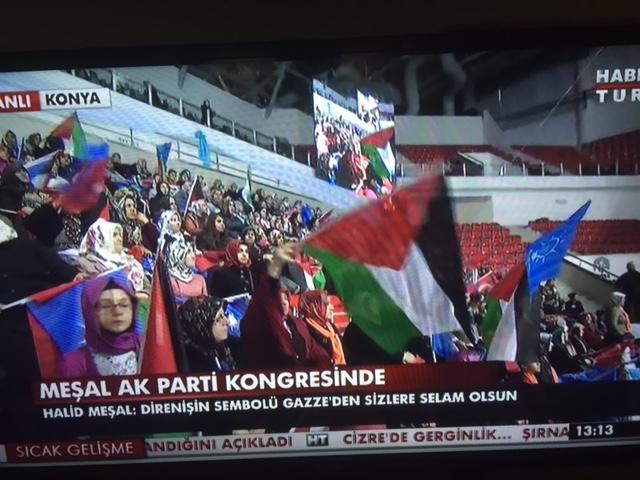Ak Parti Konya Kongresi 1