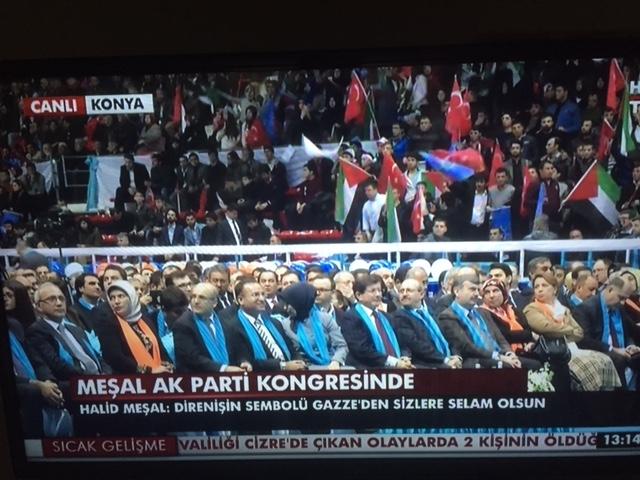 Ak Parti Konya Kongresi 2