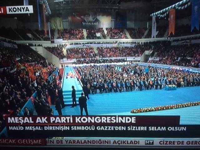 Ak Parti Konya Kongresi 3