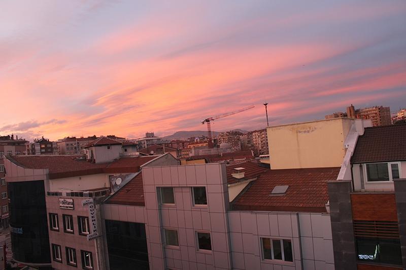 Konya'dan enfes akşam manzaraları (28.12.2014) 21
