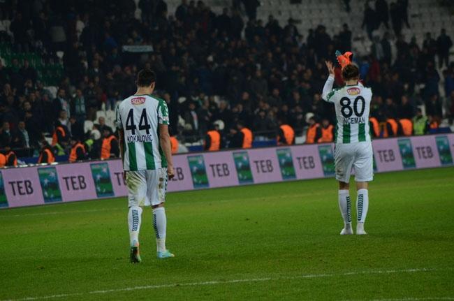 TORKU KONYASPOR-BEŞİKTAŞ ÖZEL FOTOĞRAFLAR 164
