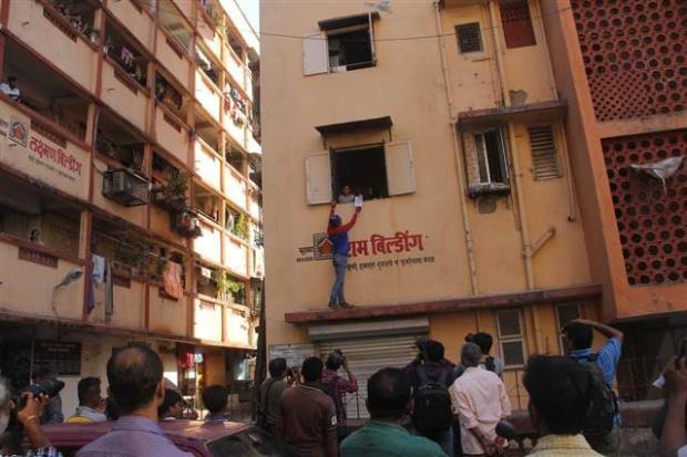 Hindistan'daki seçimlerden renkli kareler 10