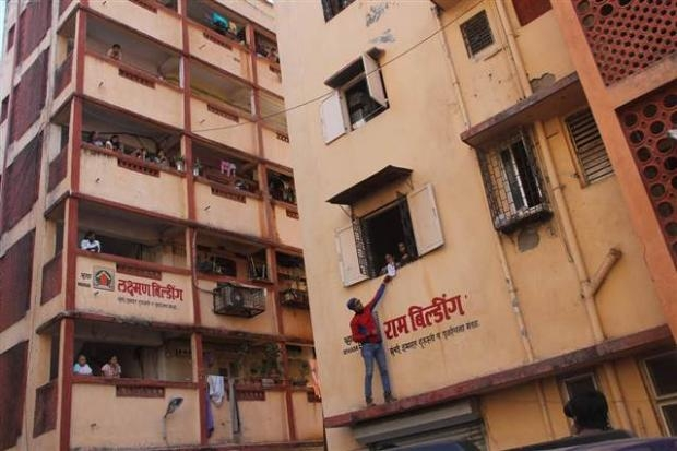 Hindistan'daki seçimlerden renkli kareler 5