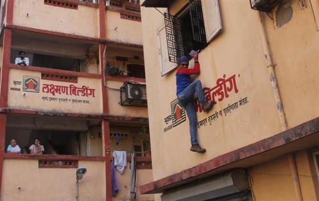 Hindistan'daki seçimlerden renkli kareler 9