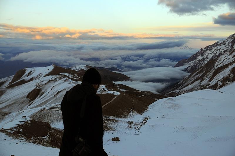 Bolkarların büyüleyici kış manzaraları 3