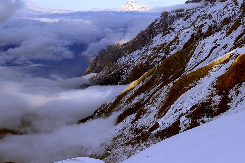 Bolkarların büyüleyici kış manzaraları 4
