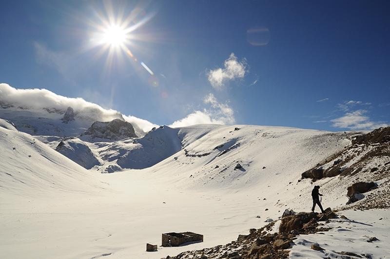 Bolkarların büyüleyici kış manzaraları 5