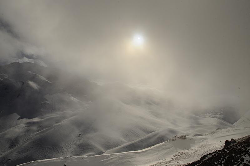 Bolkarların büyüleyici kış manzaraları 6