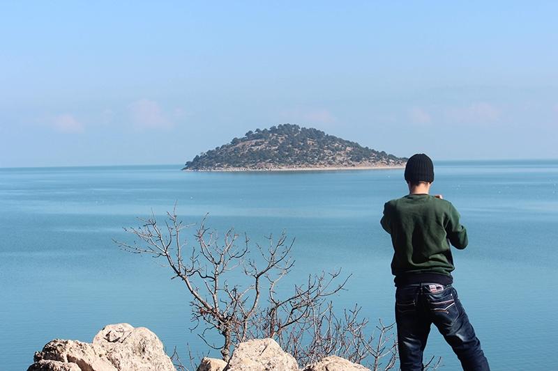 Yağışlar Beyşehir gölüne yaradı 7