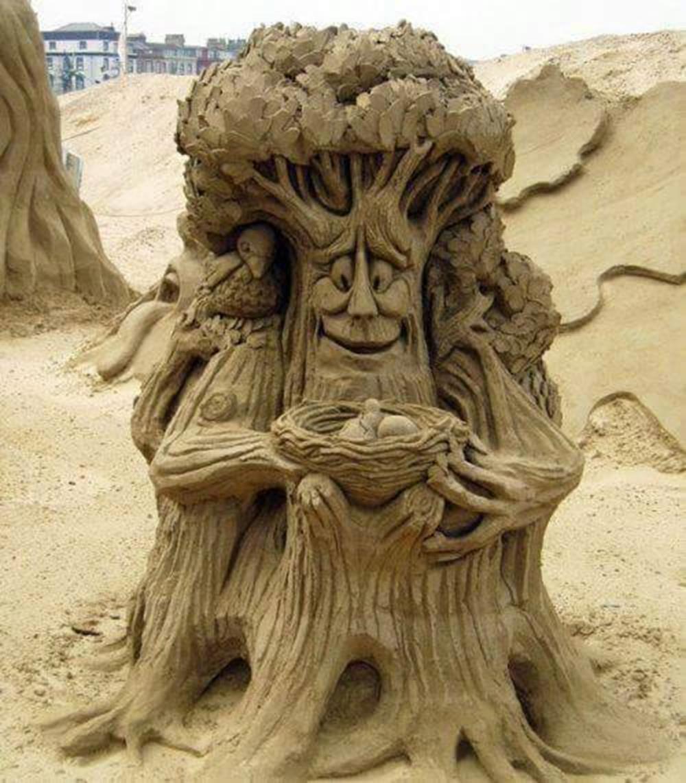 Kumdan Harikalar Yaratılabileceğini Biliyor Muydunuz? 7