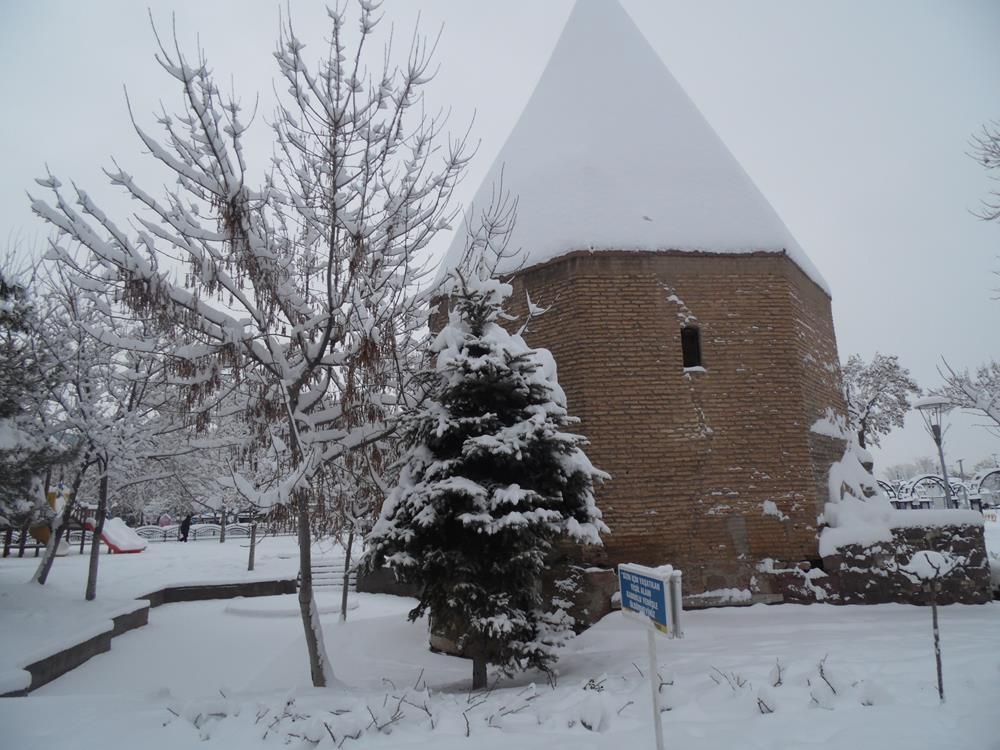 Konya'dan Kar Manzaraları 11
