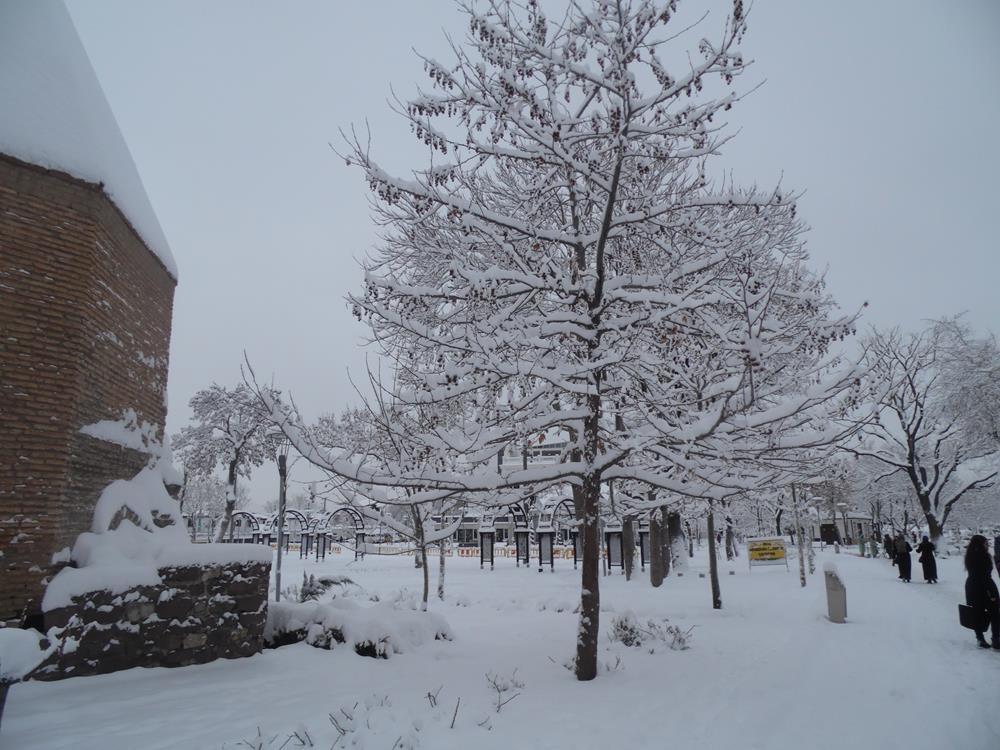 Konya'dan Kar Manzaraları 12