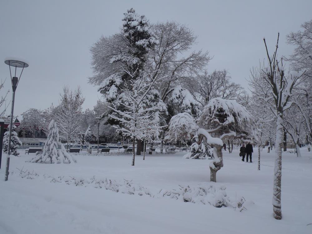 Konya'dan Kar Manzaraları 14