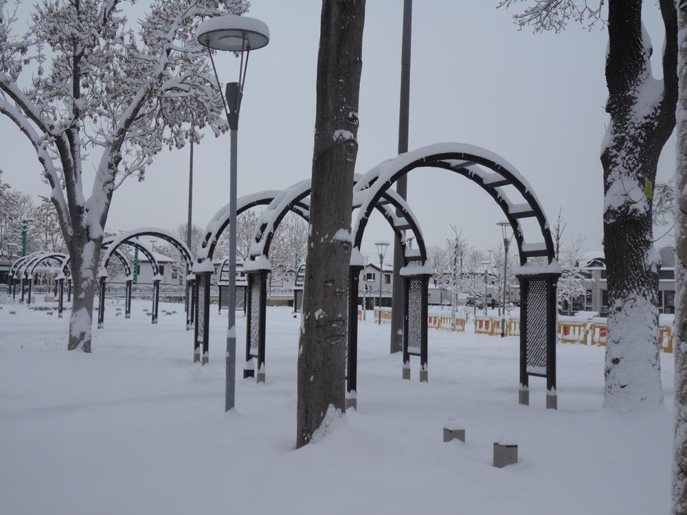 Konya'dan Kar Manzaraları 15