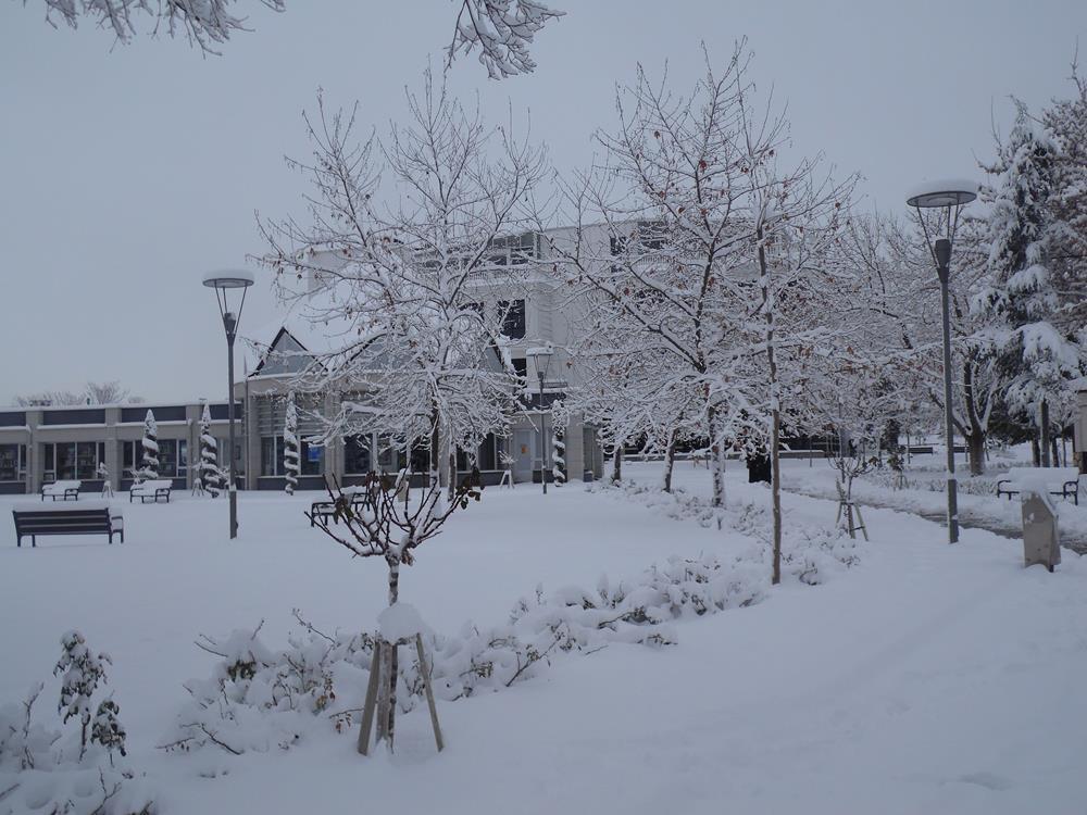 Konya'dan Kar Manzaraları 17