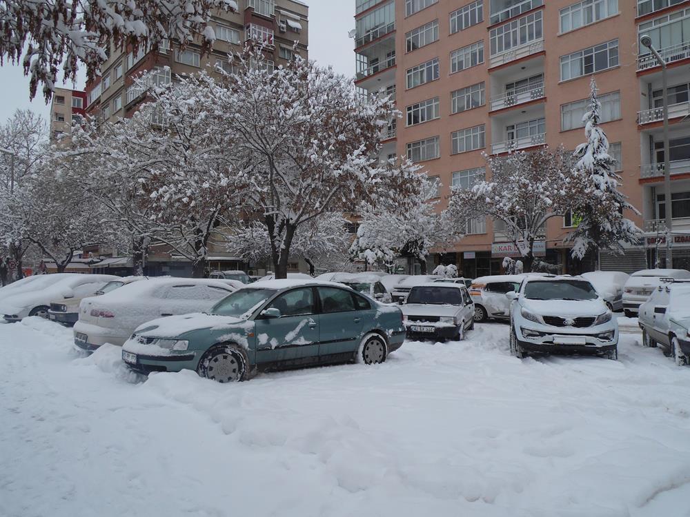 Konya'dan Kar Manzaraları 3