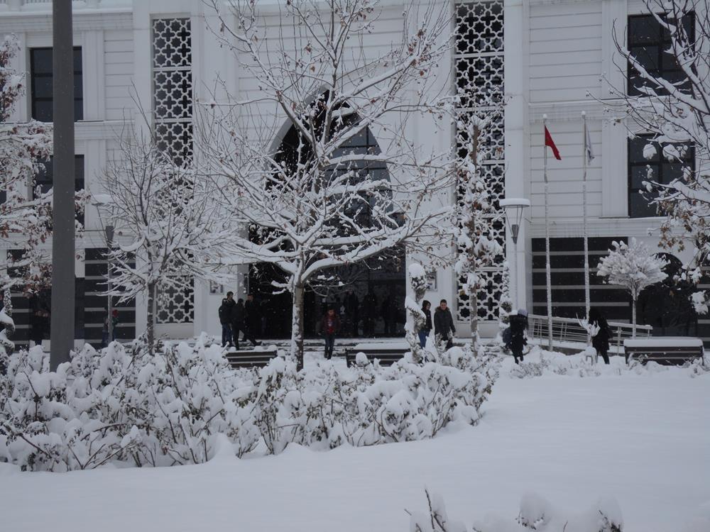 Konya'dan Kar Manzaraları 30
