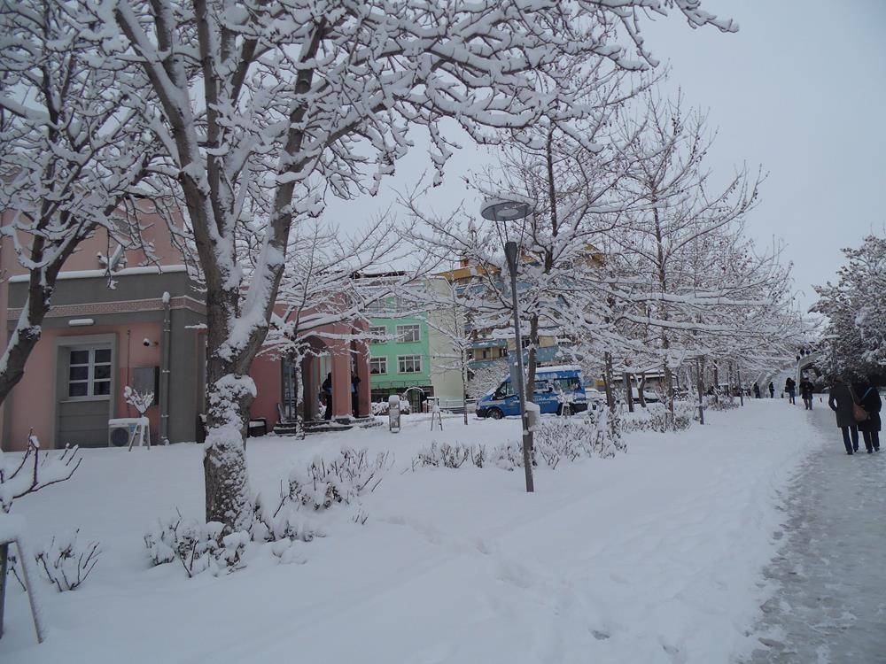 Konya'dan Kar Manzaraları 45