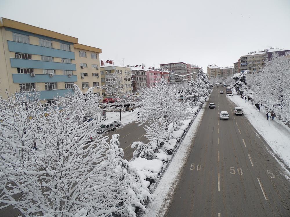 Konya'dan Kar Manzaraları 49