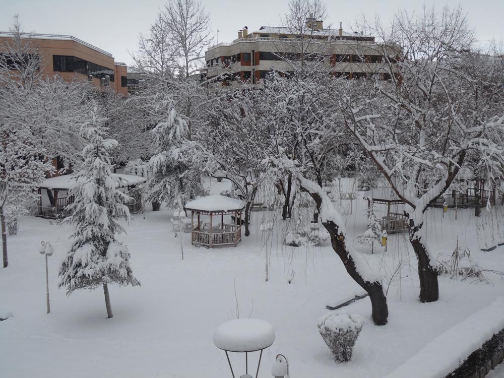 Konya'dan Kar Manzaraları 50
