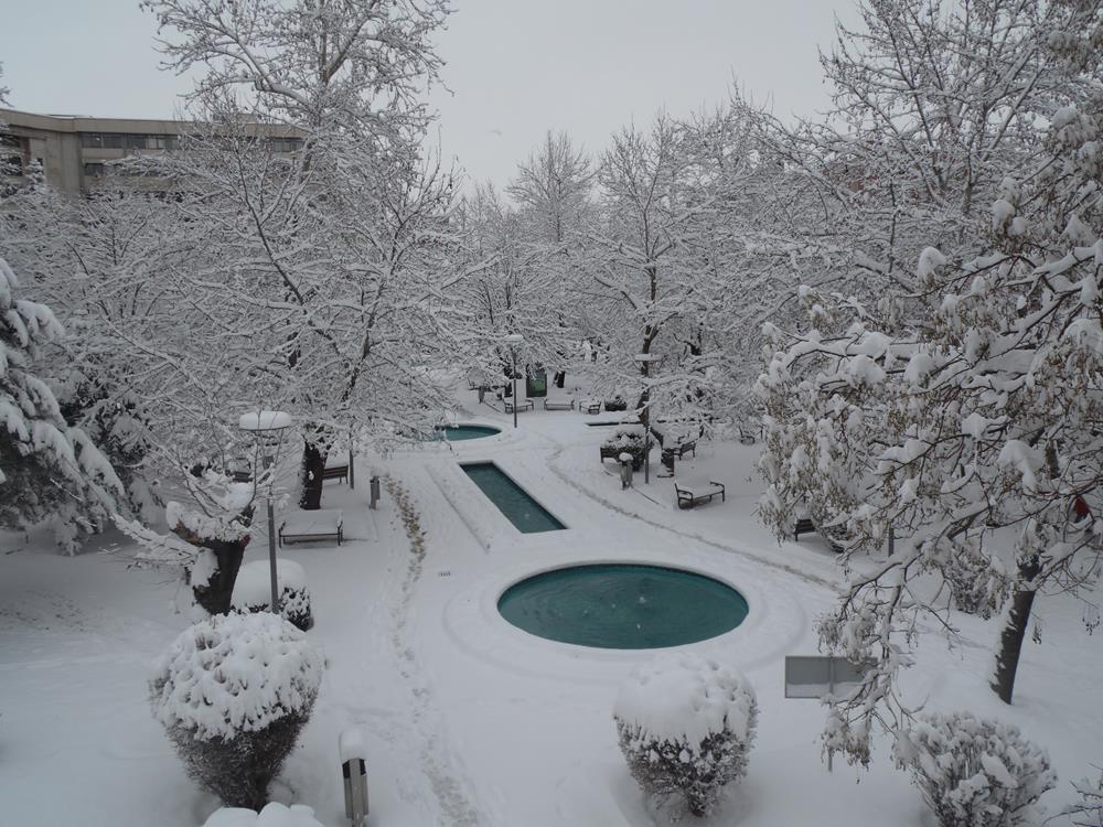 Konya'dan Kar Manzaraları 51