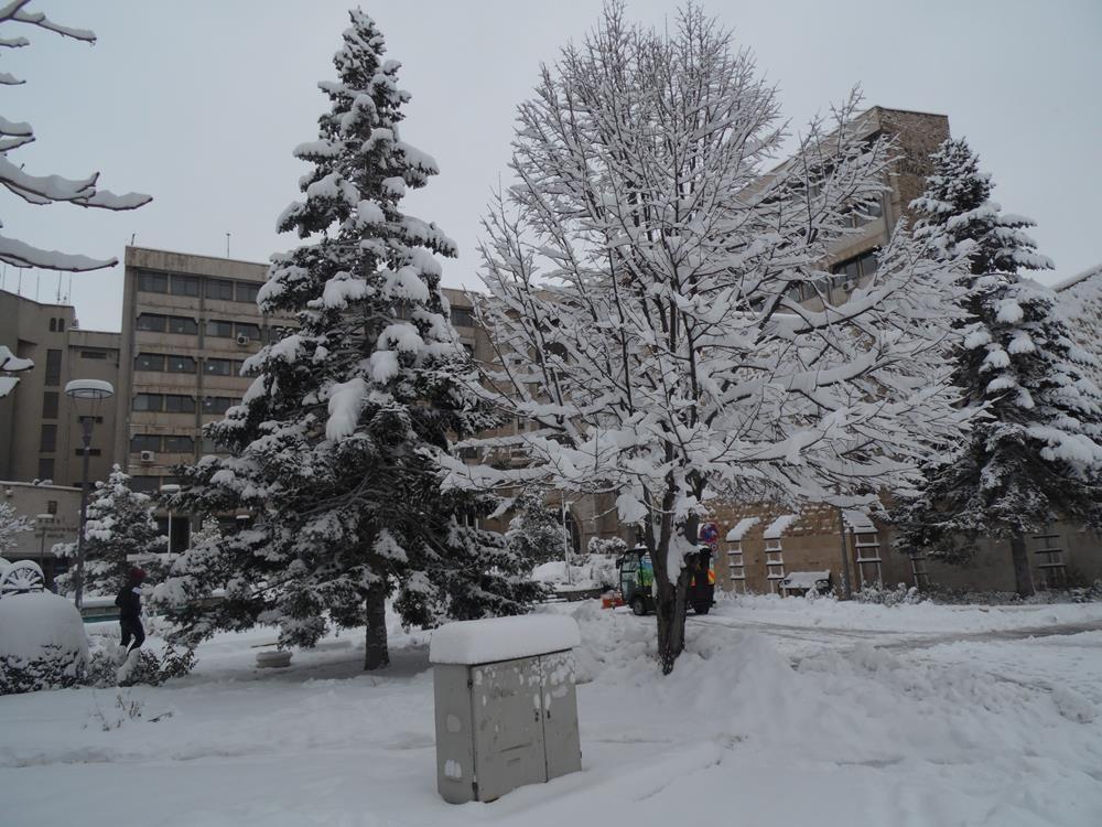 Konya'dan Kar Manzaraları 55