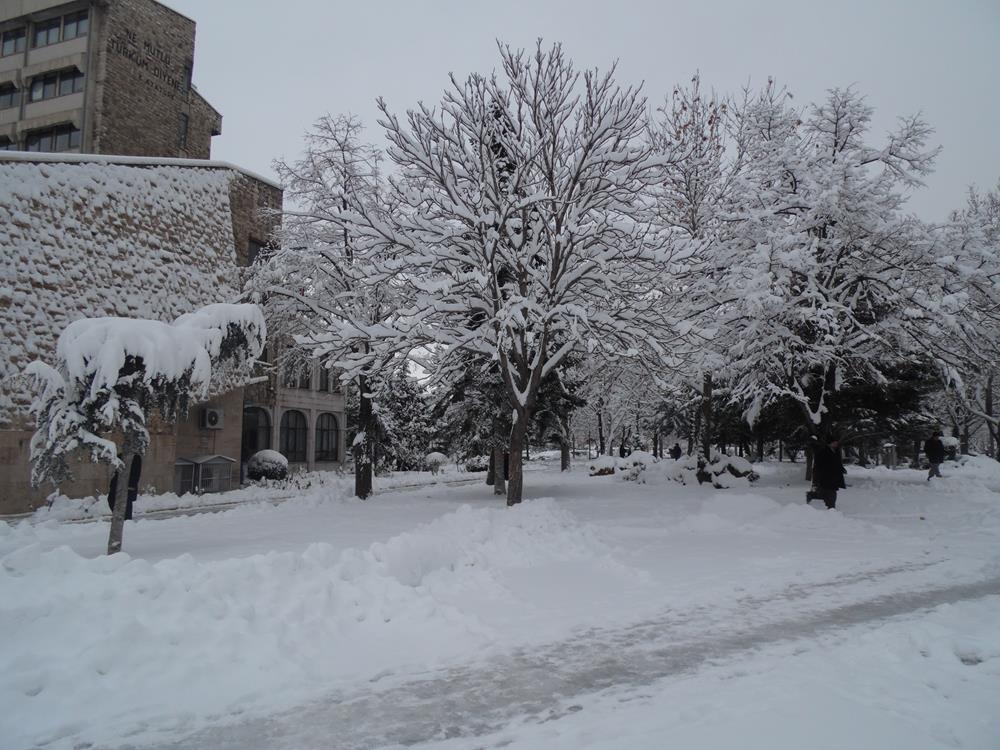 Konya'dan Kar Manzaraları 57
