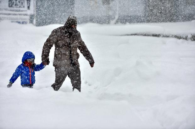 Türkiye'den kar manzaraları 2