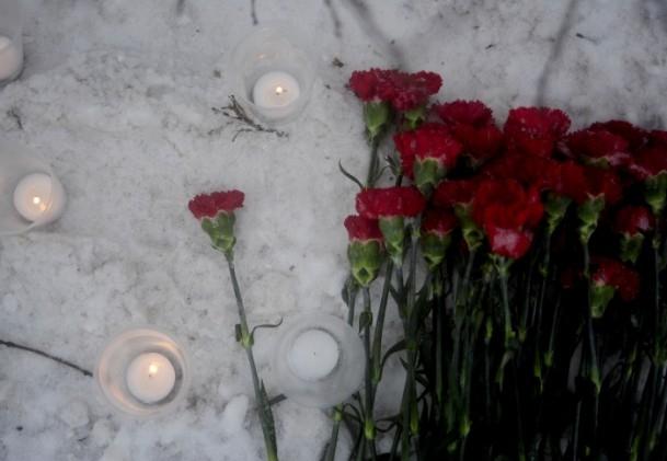 Paris'teki saldırı hayatını kaybedenler anıldı 1