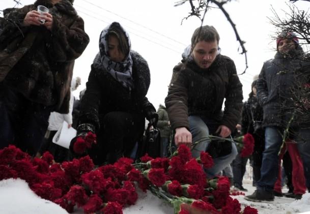 Paris'teki saldırı hayatını kaybedenler anıldı 4