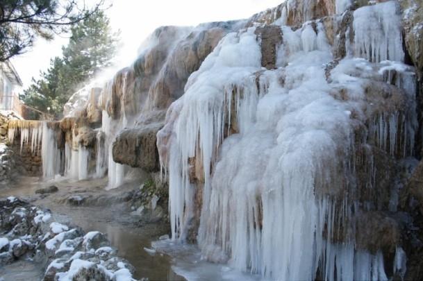 Yurtta kar yağışı ve soğuk etkili oluyor 10