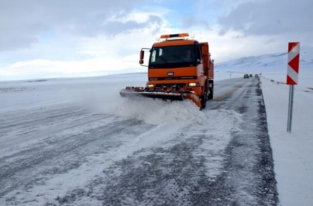 Yurtta kar yağışı ve soğuk etkili oluyor 12
