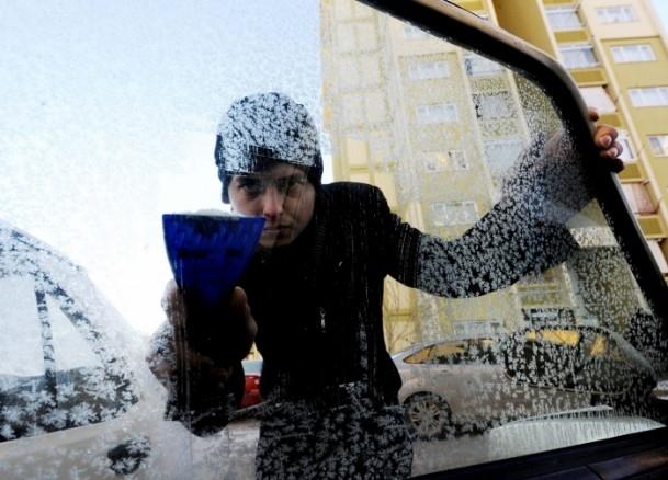 Yurtta kar yağışı ve soğuk etkili oluyor 15