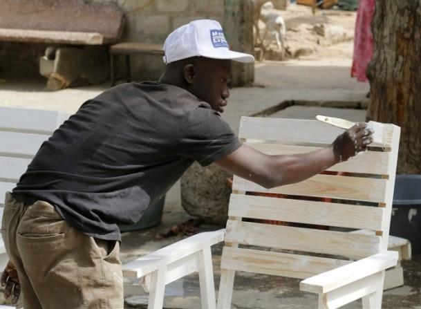 Dakar'ın sokak mobilyacıları 2