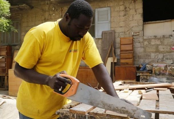 Dakar'ın sokak mobilyacıları 7