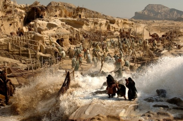 """İran yapımı """"Muhammed Allah'ın Resûlüdür"""" filmi tanıtıldı 1"""