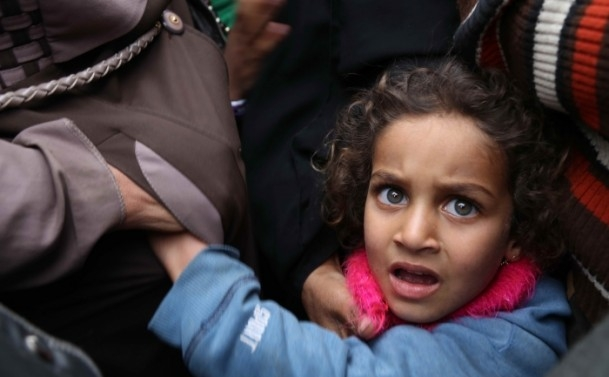 Iraklı sığınmacıların soğukla mücadelesi 10