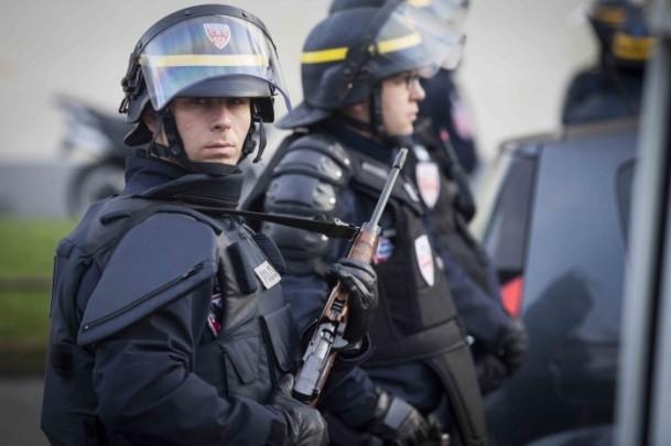 Paris saldırganları öldürüldü 10