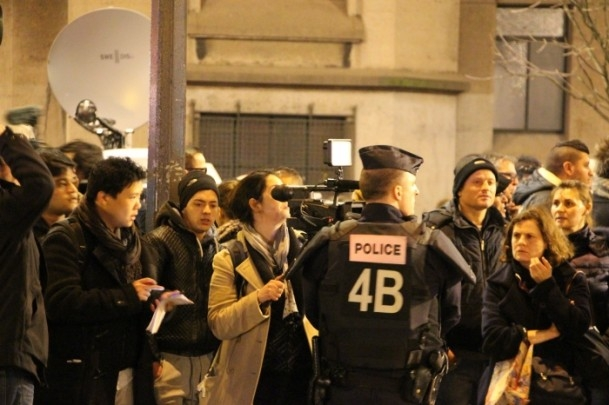 Paris saldırganları öldürüldü 17