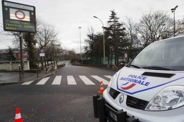 Paris saldırganları öldürüldü 19