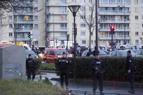 Paris saldırganları öldürüldü 20
