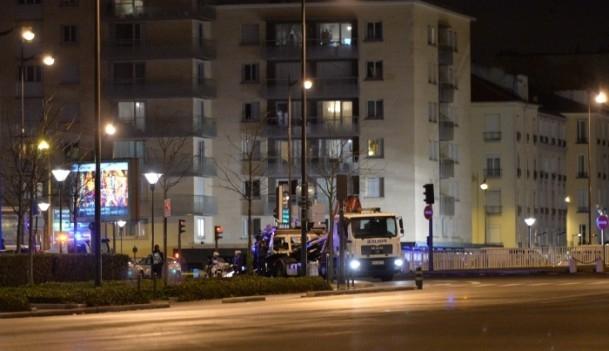 Paris saldırganları öldürüldü 25