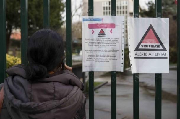 Paris saldırganları öldürüldü 5