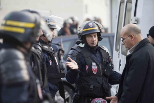 Paris saldırganları öldürüldü 8