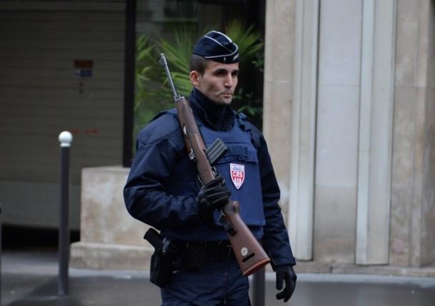 Paris'te Cumhuriyet Yürüyüşü 11