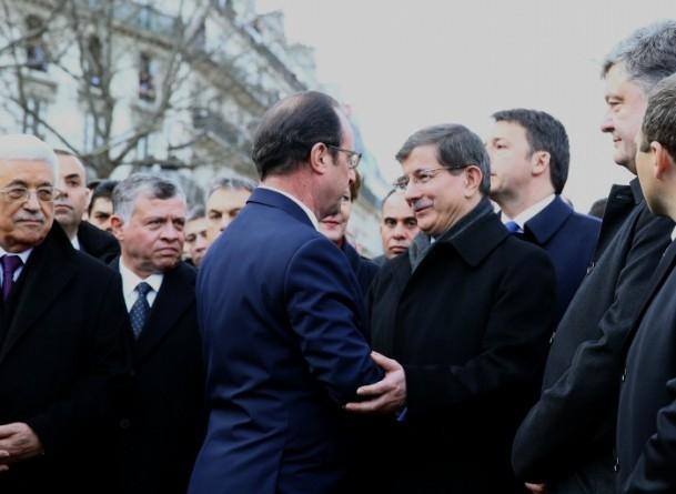 Paris'te Cumhuriyet Yürüyüşü 18