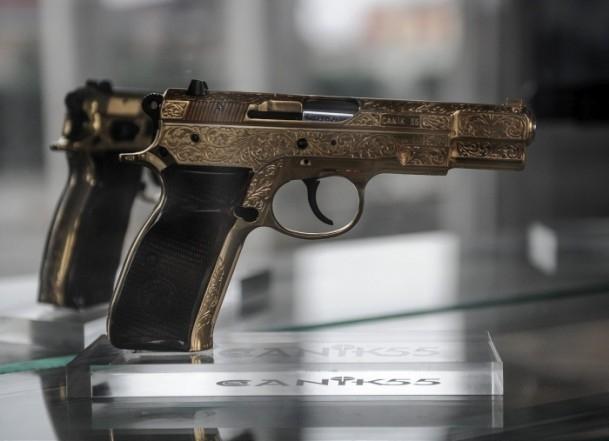 Polise yerli silah 10